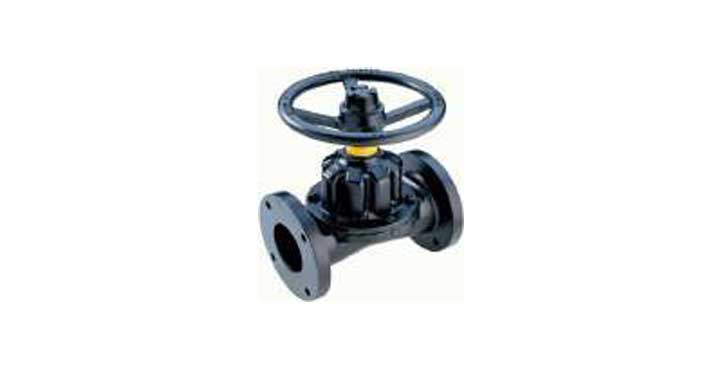 Hydraulic diaphragm valves
