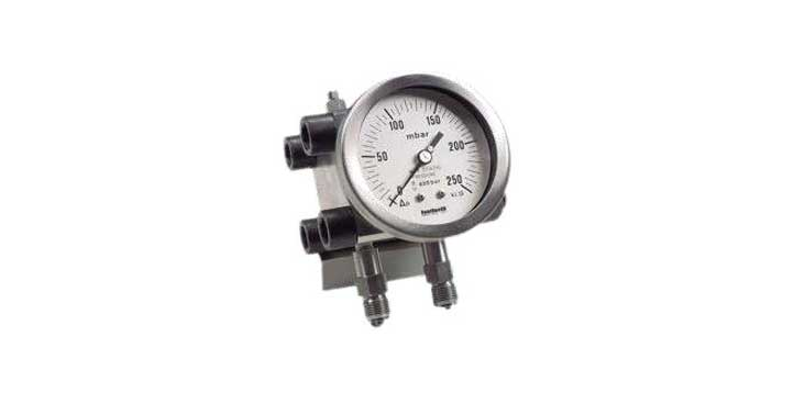 Pressure indicators and controllers
