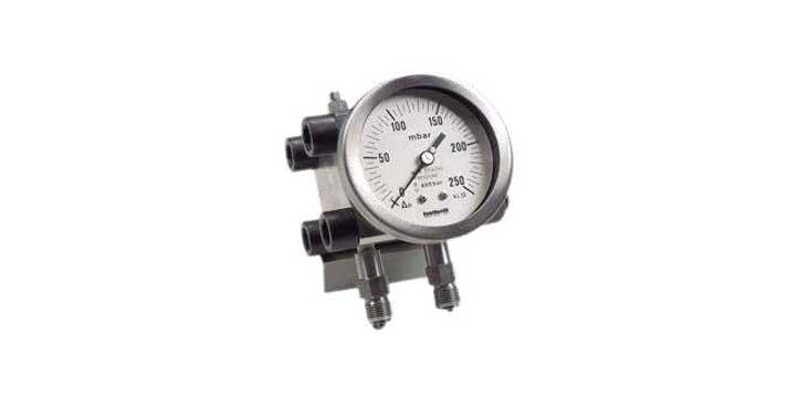 Indicatori e misuratori di pressione